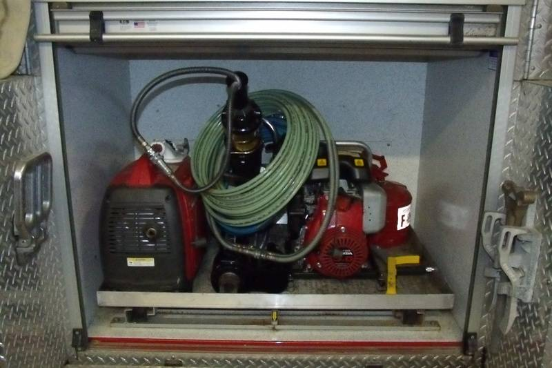Extrication tools / Truck 2