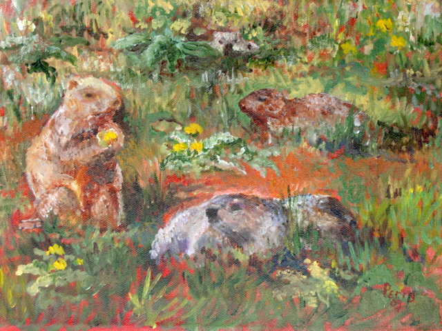 Groundhog Picnic