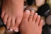 French Toes