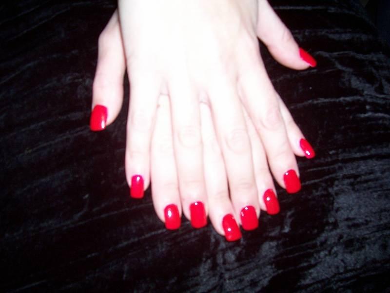 Hooker Red!!!!