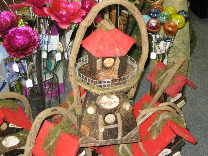 Rustic Handcrafted Birdhouses