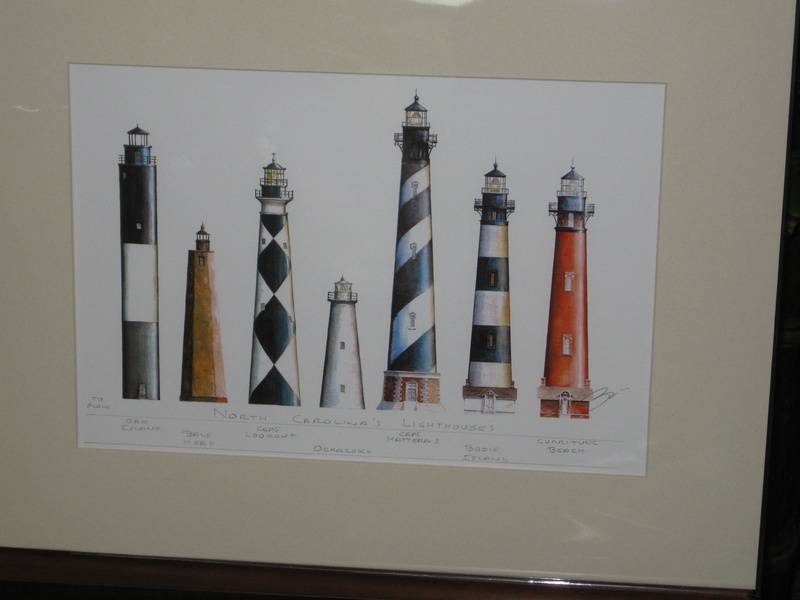 Robert Kline's Light House Prints