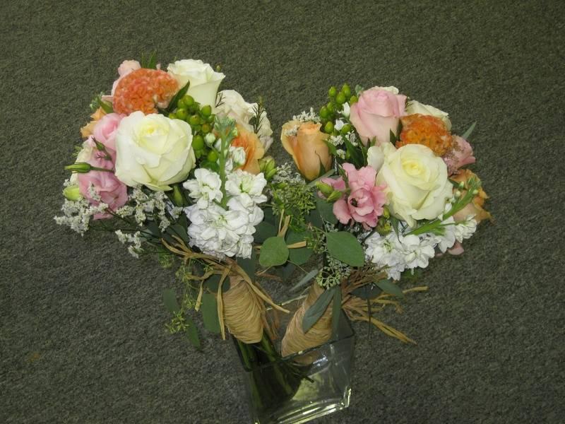 Bridesmaids' Bouquets