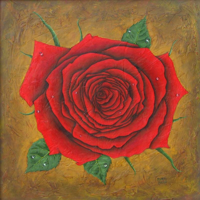 Love's Rose, SOLD