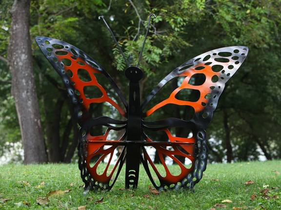 Monarch Throne - Butterfly Chair