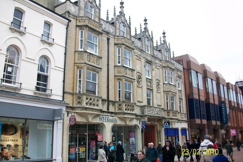 Formerly the Crown & Anchor Hotel