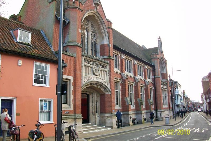 Ipswich Library