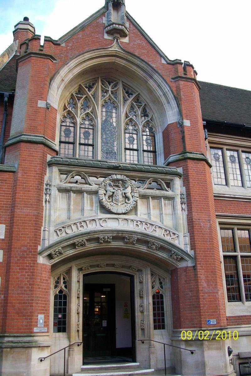 Ipswich Library