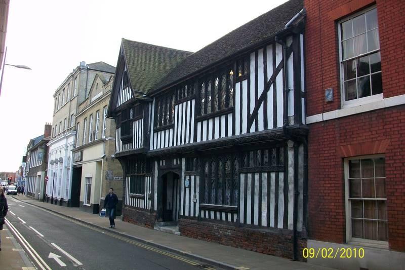 Oak House, former Royal Oak Inn