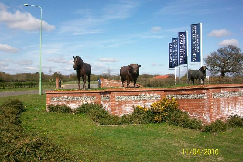 Trinity Park, Suffolk Show Ground