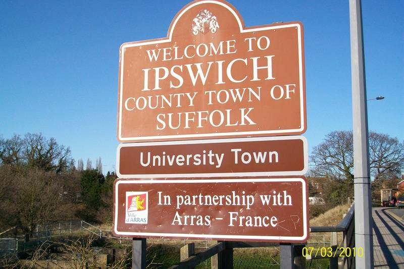 Welcome To Ipswich