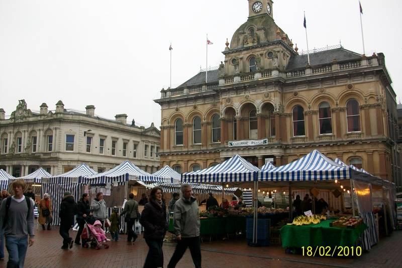 The Market, Cornhill