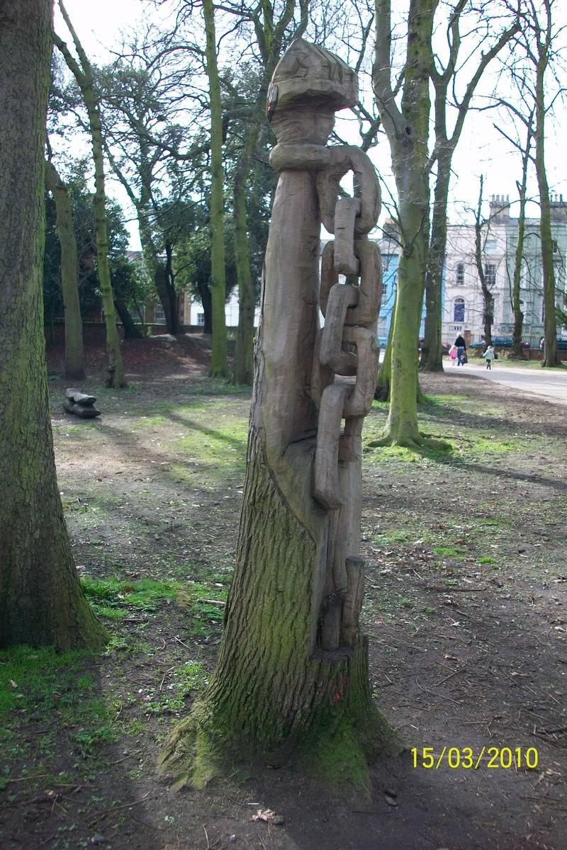 Tree Art, Christchurch Park