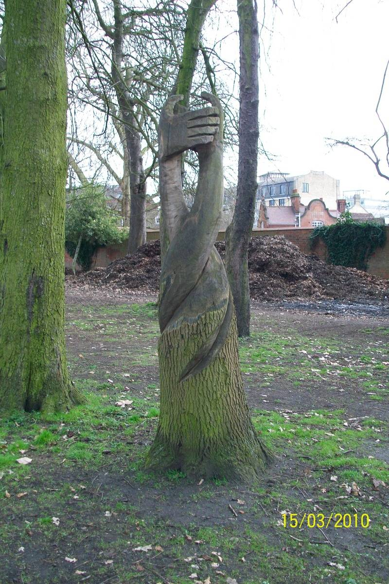 Tree Art, Christchurch Park