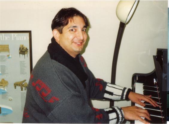 1995 at home studio