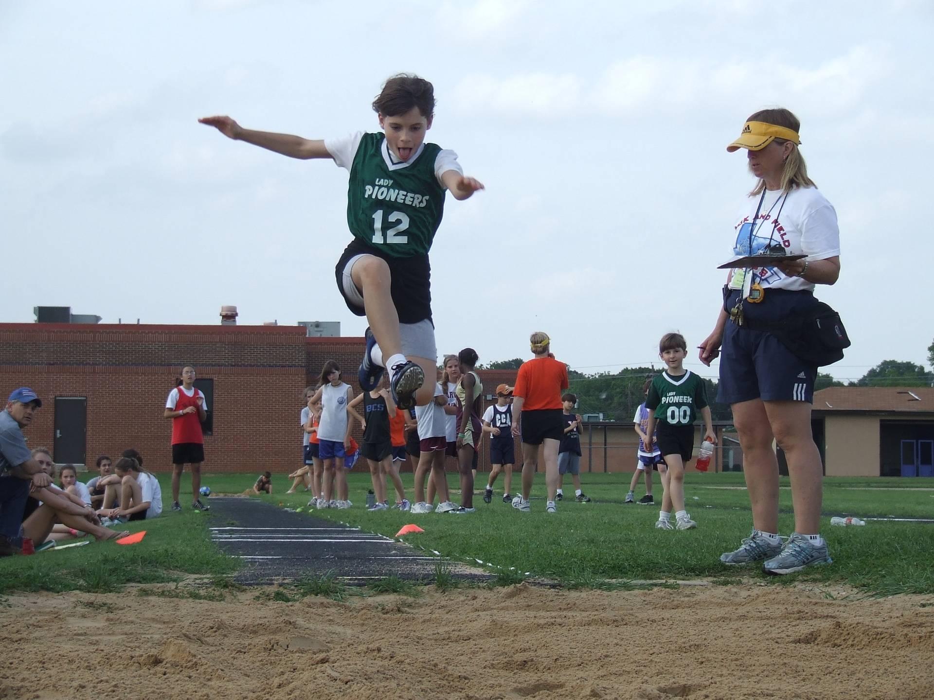 Elementary Track & Field