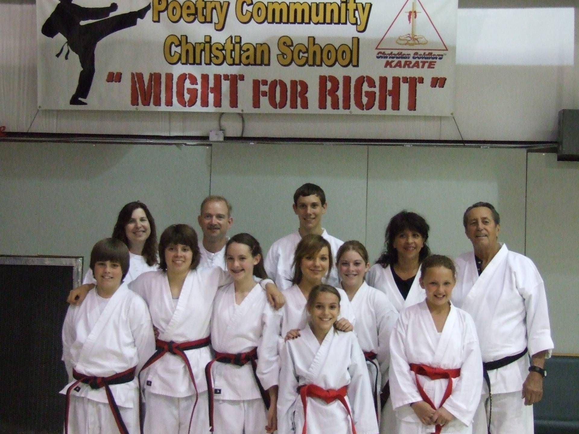 Red & Red/Black Belts