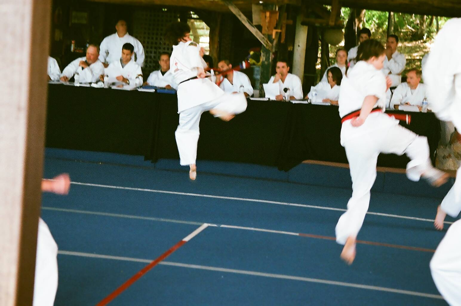 Black Belts Airborne