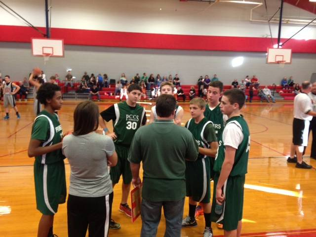JV Boys' Basketball