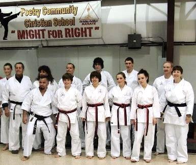 Belt-Testing, Part 1 of Black Belt