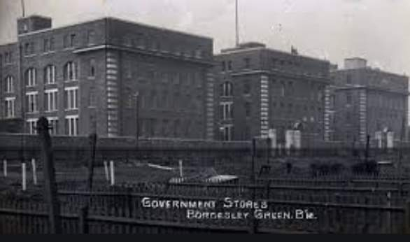 Government Buildings A. B & C. Pre 1912