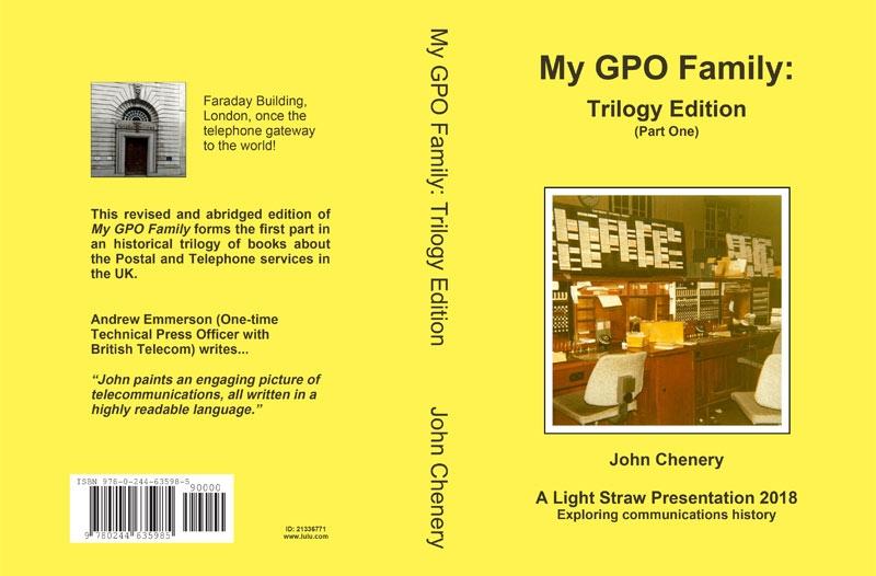 MY GPO FAMILY by John Chenery.