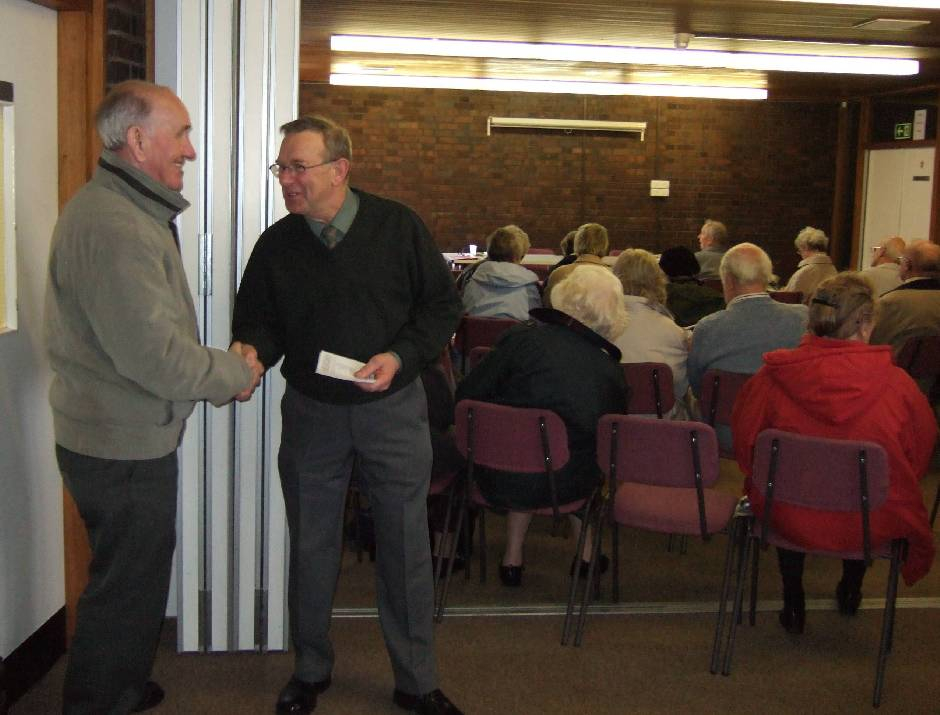 Welcome - Benenden meeting Carrs Lane