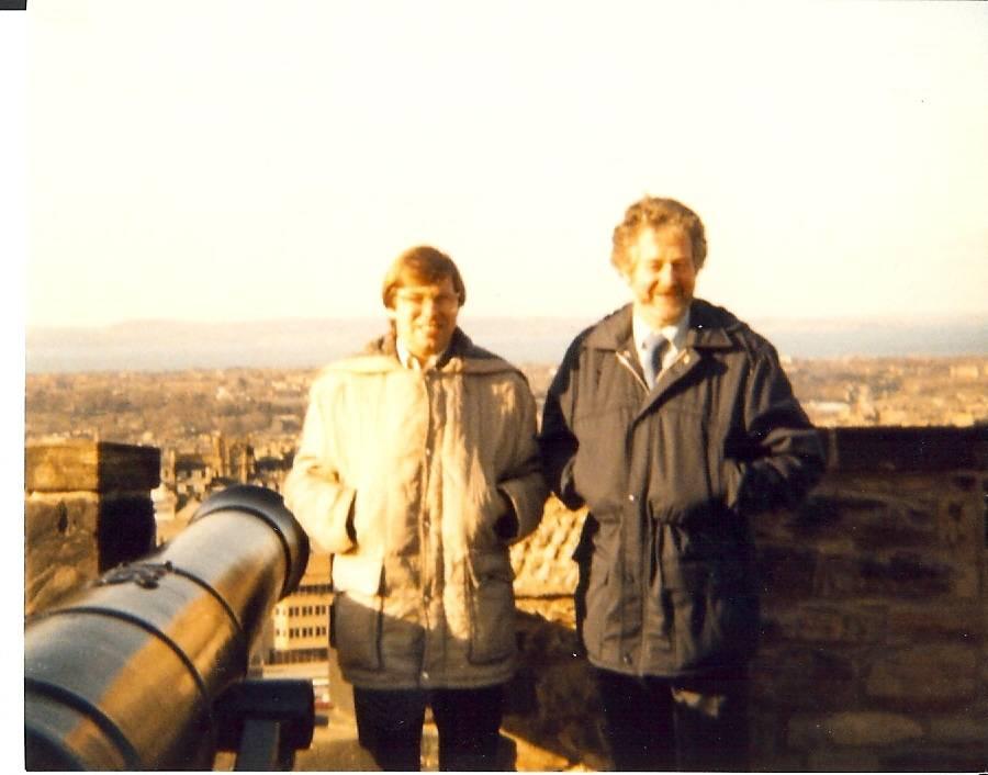 One O'Clock Gun - Edinburgh Castle