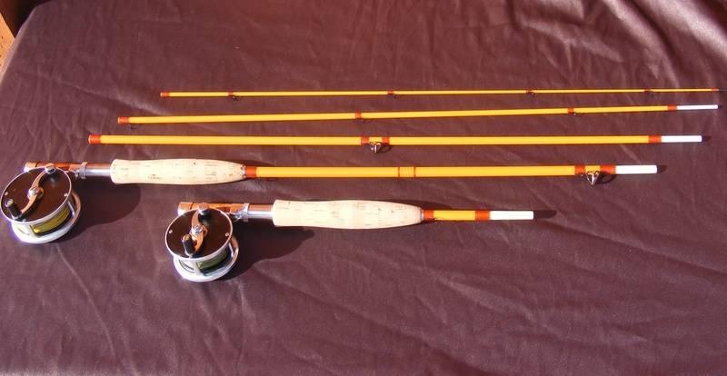 Deluxe Duet Lamiglas Rod