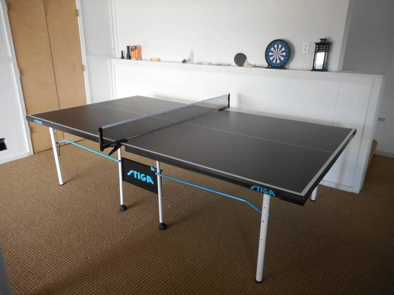 Lower Level Ping Pong Table
