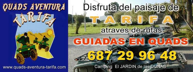 Campin Jardin de las Dunas, los algarbes, tarifa, cadiz, 11380, tarifa