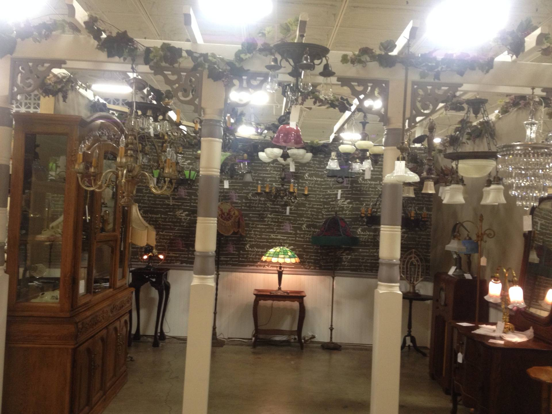 Relics Antique Mall / Randy's Antique Lighting, 2015 W. Battlefield, B-4, Springfield, Missouri
