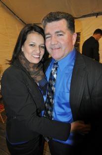 Jaime y Patricia Duque