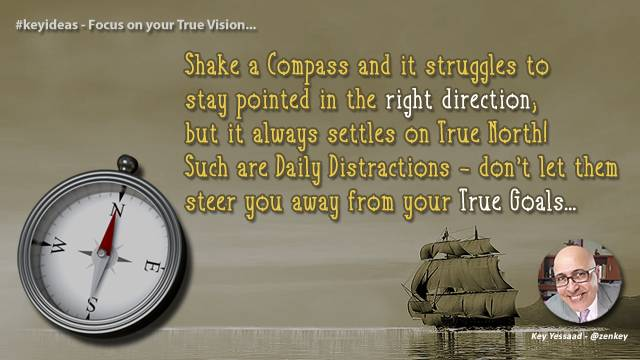 Focus on your True Vision!