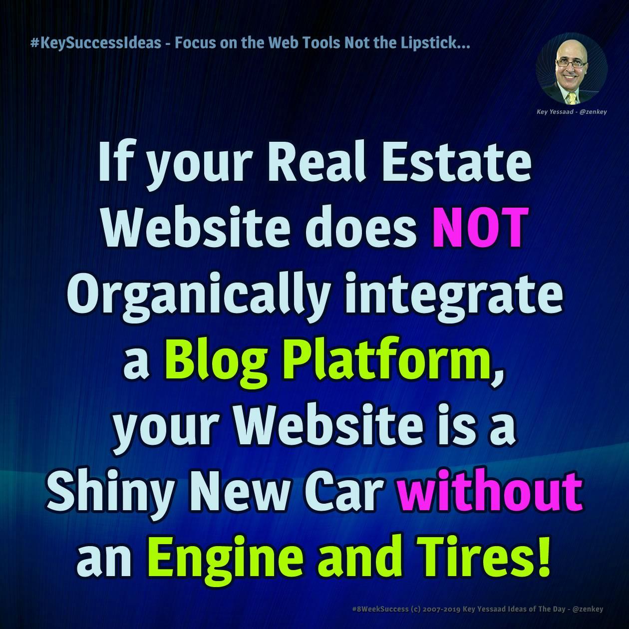 #KeyWorkshops - Focus on the Web Tools Not the Lipstick...