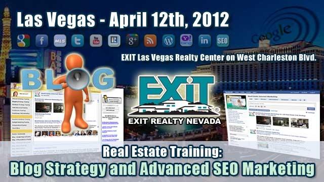Las Vegas Blog Training Graphic