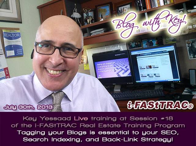 Tagging your Blogs Training