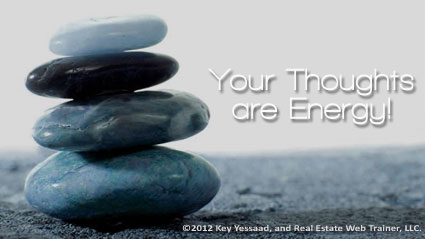 Thoughts are Energy