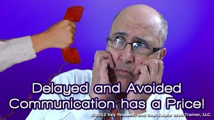Delayed Communication