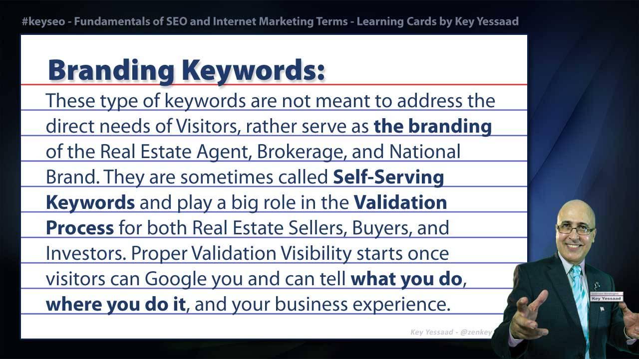 Branding Keywords - Internet Marketing and SEO Glossary