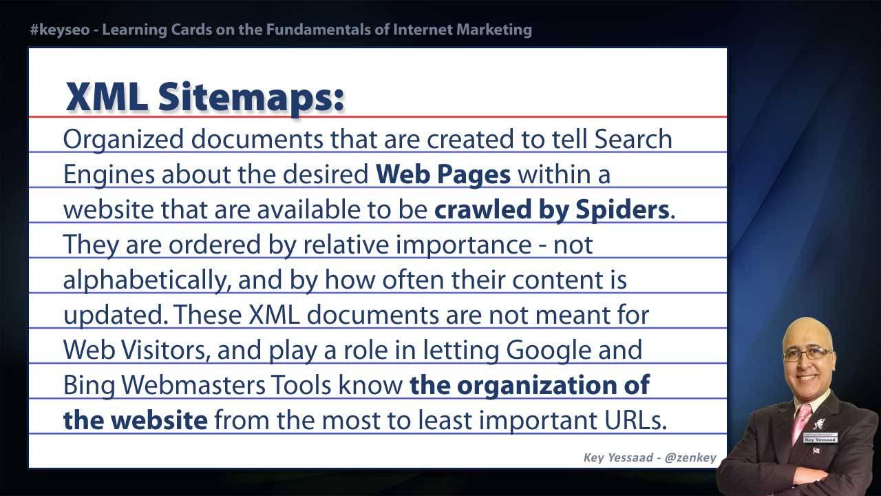 XML Sitemaps - Real Estate SEO Short Definition