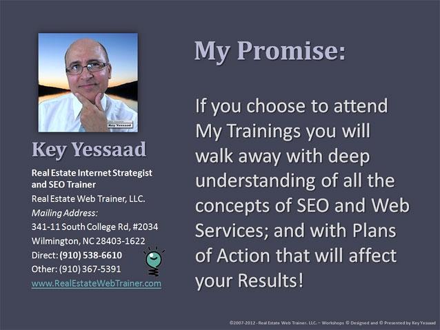 Key's Promise