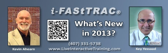 Get to Know i-FAStTRAC