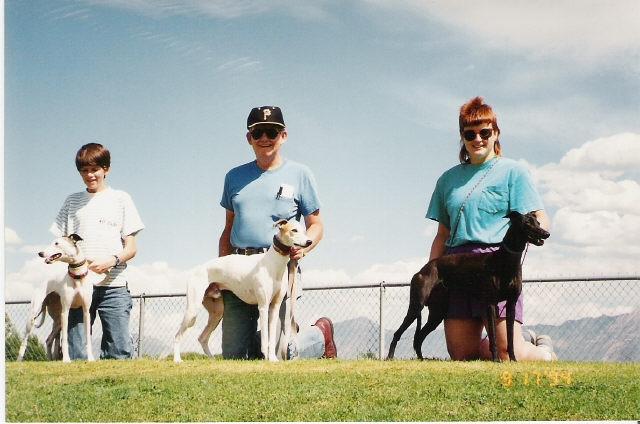Top Three USRCC NAWRA 1995