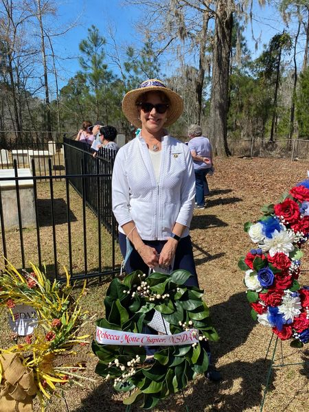 At the Grave of Francis Marion