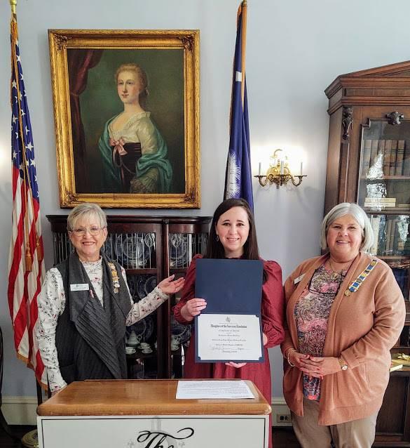 Outstanding High School History Teacher Award