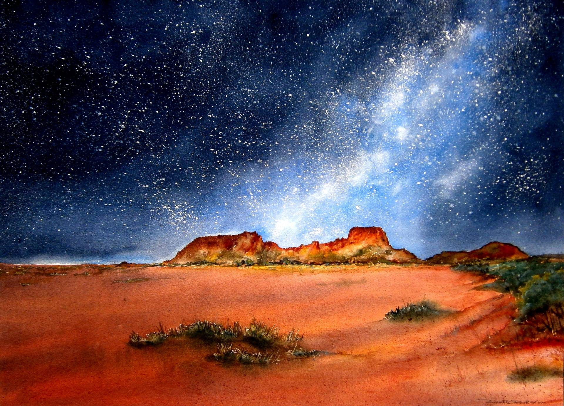 Outback Space