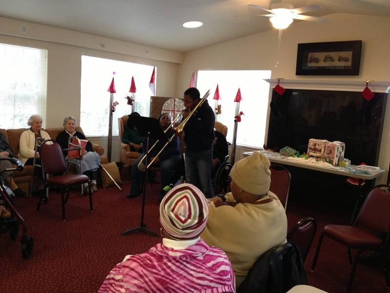 CBC Ensemble at Parker Place