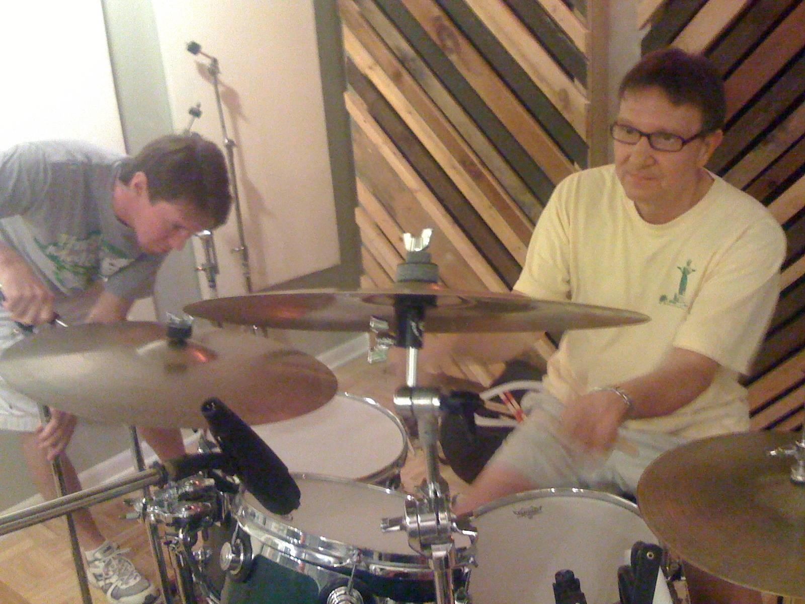 Miking the Drums