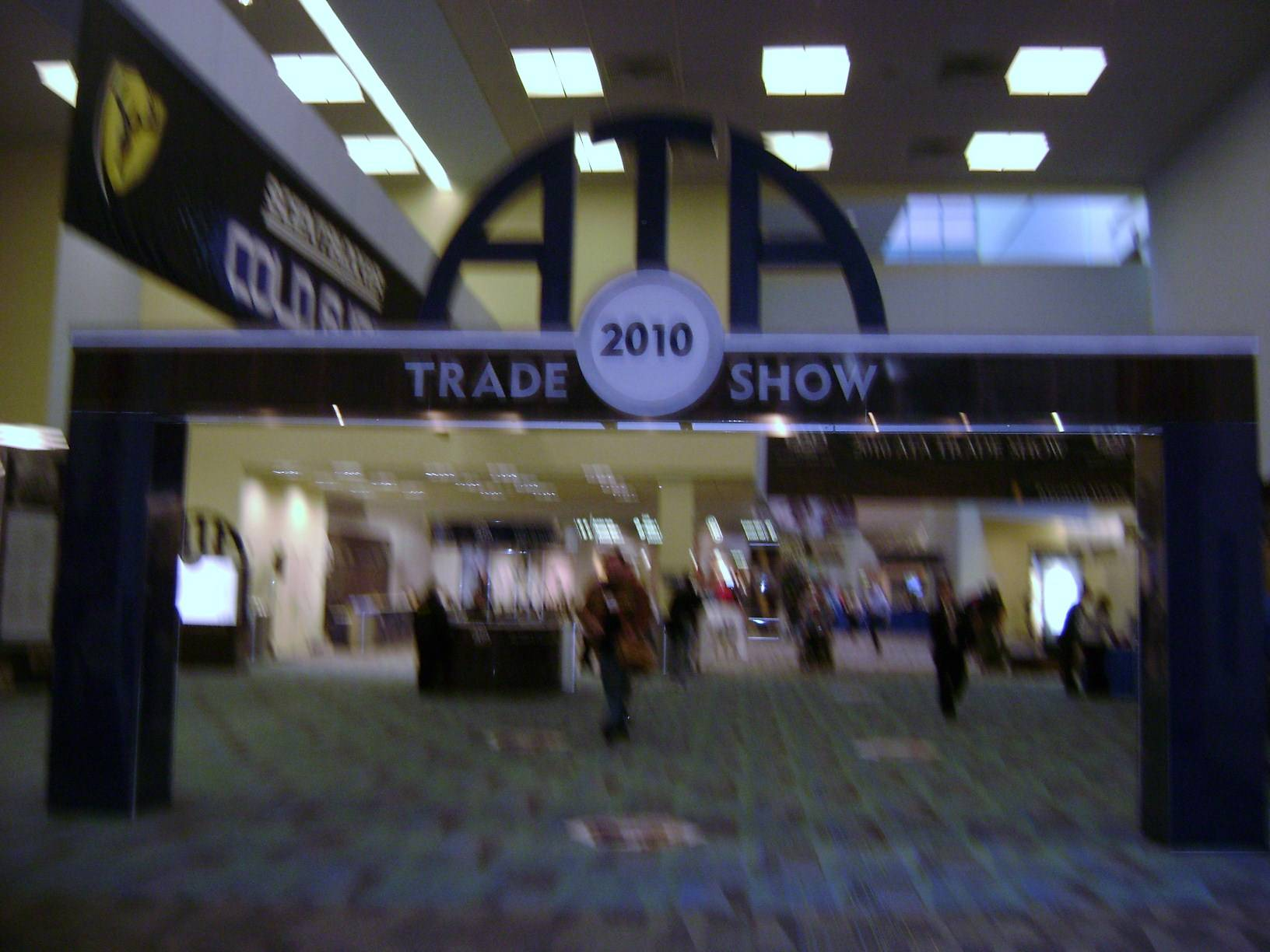 Welcome to the ATA Show 2010!!
